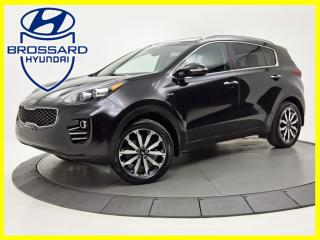 Used 2018 Kia Sportage AWD EX CUIR SIÈGES CHAUFFANTS CAM DE RECUL CRUISE for sale in Brossard, QC