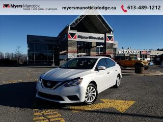 Used 2019 Nissan Sentra SV CVT  Sunroof-Dual Climate-Push Start for sale in Ottawa, ON