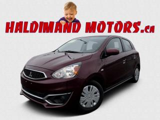 Used 2019 Mitsubishi Mirage ES for sale in Cayuga, ON