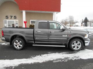 Used 2015 RAM 1500 BIG HORN ECO DIESEL for sale in Lévis, QC