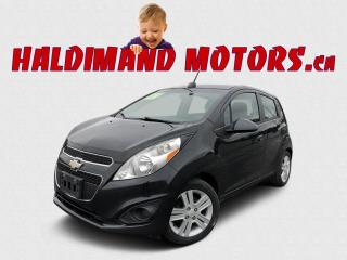 Used 2015 Chevrolet Spark 1LT 2WD for sale in Cayuga, ON
