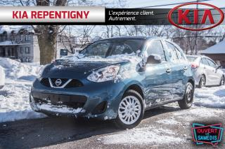 Used 2015 Nissan Micra 4DR HB AUTO S for sale in Repentigny, QC