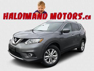 Used 2016 Nissan Rogue SV 2WD for sale in Cayuga, ON