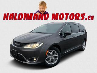 Used 2017 Chrysler Pacifica Touring-L Plus for sale in Cayuga, ON