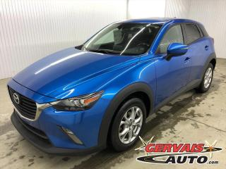Used 2016 Mazda CX-3 GS LUXE GPS CUIR TOIT OUVRANT MAGS for sale in Shawinigan, QC