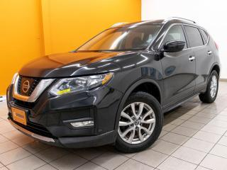 Used 2017 Nissan Rogue SV AWD SIÈGES CHAUFF CAMÉRA *ALERTES ANGLES MORTS* for sale in St-Jérôme, QC