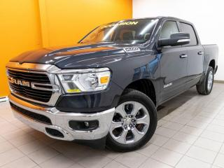 Used 2020 RAM 1500 BIG HORN CREW 4X4 CAMÉRA ANDROID *ÉCRAN 8.4* for sale in St-Jérôme, QC