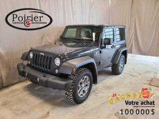 Used 2018 Jeep Wrangler Sport Trail Rated for sale in Rouyn-Noranda, QC