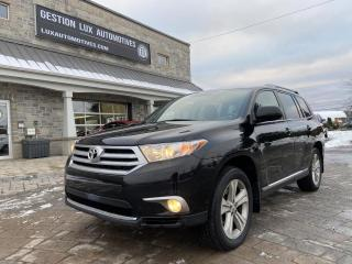 Used 2012 Toyota Highlander for sale in St-Eustache, QC