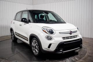 Used 2014 Fiat 500 L trekking air climatise navigation for sale in St-Hubert, QC