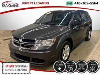 Used 2014 Dodge Journey SE* AUTOMATIQUE* A/C* BIZONE* for sale in Québec, QC