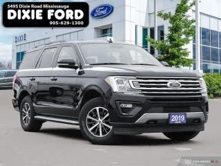 Used 2019 Ford Expedition XLT for sale in Mississauga, ON