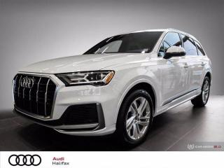 New 2021 Audi Q7 Komfort for sale in Halifax, NS