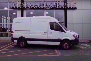 Used 2015 Mercedes-Benz Sprinter Cargo Vans for sale in St. John's, NL
