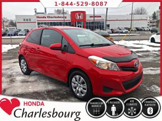 Used 2014 Toyota Yaris CE CLIMATISEUR***UN PROPRIÉTAIRE*** for sale in Charlesbourg, QC