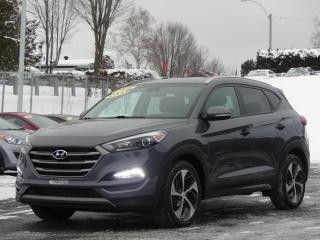 Used 2016 Hyundai Tucson 1.6L Turbo Premium AWD for sale in St-Georges, QC
