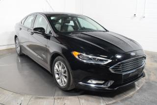 Used 2017 Ford Fusion Energi SE LUXURY ENERGIE CUIR TOIT MAGS CAMERA DE RECUL for sale in St-Hubert, QC