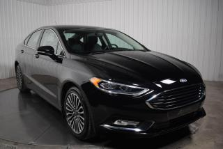 Used 2017 Ford Fusion se luxury  cuir mags 18p camera de recul for sale in St-Hubert, QC