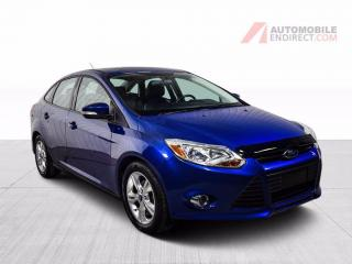 Used 2014 Ford Focus SE CUIR TOIT OUVRANT MAGS BLUETOOTH for sale in St-Hubert, QC