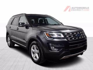 Used 2017 Ford Explorer xlt awd mags gps camera de recul for sale in St-Hubert, QC
