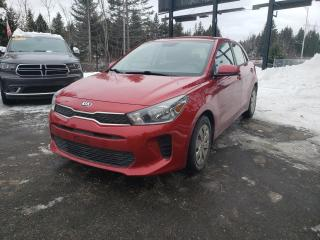 Used 2018 Kia Rio5 *LX+*BLUEOOTH*SIÈGE ET VOLANT CHAUFF* for sale in Québec, QC