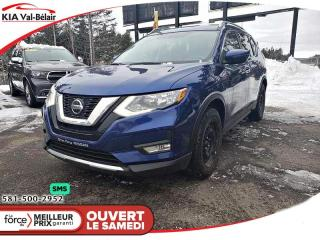 Used 2018 Nissan Rogue *SV*AWD*BLUETOOTH*SIÈGE CHAUFFANT* for sale in Québec, QC