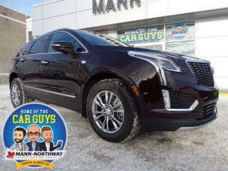 New 2021 Cadillac XT5 Premium Luxury for sale in Prince Albert, SK