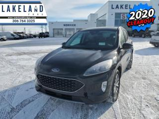 New 2020 Ford Escape Titanium Hybrid 4WD  - Sunroof - $249 B/W for sale in Prince Albert, SK
