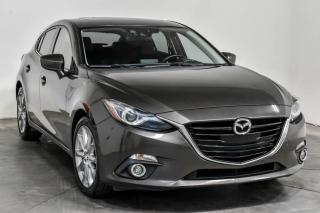 Used 2014 Mazda MAZDA3 GT HATCH CUIR TOIT MAGS NAV for sale in Île-Perrot, QC