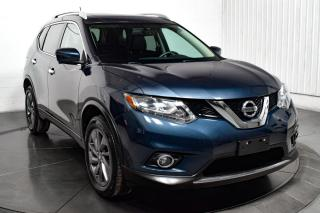 Used 2016 Nissan Rogue sl tech pack awd cuir toit pano gps camera de recu for sale in Île-Perrot, QC