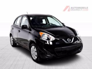 Used 2017 Nissan Micra air climatise for sale in Île-Perrot, QC