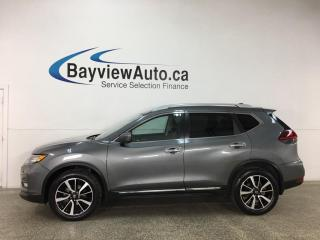 Used 2019 Nissan Rogue SL - AWD! NAV! PANOROOF! HTD LEATHER! ADAPTIVE CRUISE! LOADED! for sale in Belleville, ON