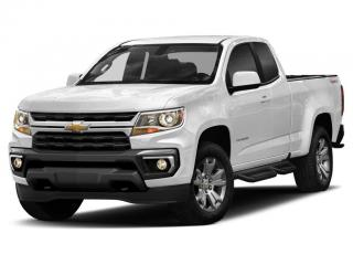 New 2021 Chevrolet Colorado WT for sale in Brampton, ON