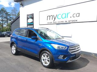 Used 2018 Ford Escape SEL LEATHER, PWR HEATED SEAT, PWR GATE, BACKUP CAM!! for sale in North Bay, ON