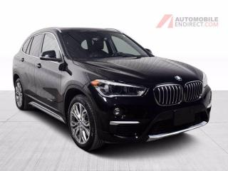 Used 2017 BMW X1 28i xDrive Sport Pack Cuir Toit Pano Caméra for sale in St-Hubert, QC