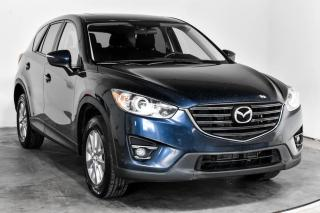 Used 2016 Mazda CX-5 GS A/C MAGS TOIT CAMERA DE RECUL for sale in St-Hubert, QC