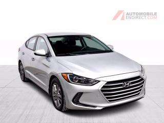 Used 2018 Hyundai Elantra GL A/C MAGS CAMERA DE RECUL for sale in Île-Perrot, QC