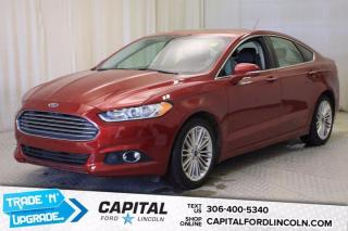 Used 2016 Ford Fusion SE AWD for sale in Regina, SK