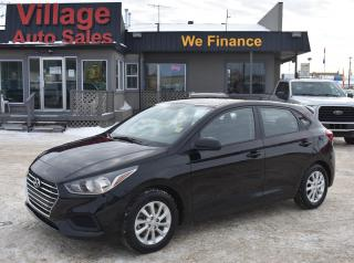 Used 2018 Hyundai Accent GL HEATED SEATS! CRUISE CONTROL! BLUETOOTH! for sale in Saskatoon, SK