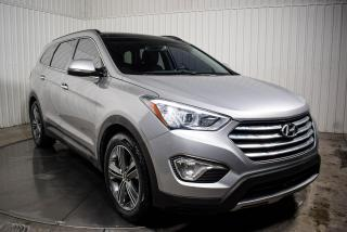 Used 2016 Hyundai Santa Fe XL xl limited awd cuir toit pano nav mags for sale in St-Hubert, QC