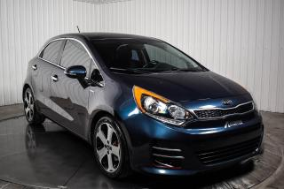 Used 2016 Kia Rio sx hatch cuir toit ouvrant nav camera de recul for sale in St-Hubert, QC