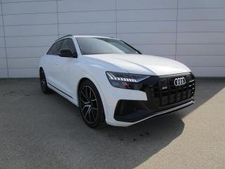 New 2021 Audi SQ8 4.0T for sale in Regina, SK