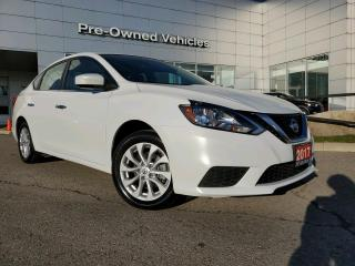 Used 2017 Nissan Sentra 1.8 SV ONE OWNER TRADE WITH ONLY 17397 KMS. CLEAN CARFAX! for sale in Toronto, ON