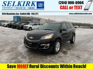 Used 2014 Chevrolet Traverse 1LT  *8-PASS, HEATED SEATS* for sale in Selkirk, MB