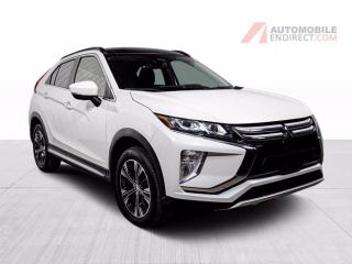 Used 2018 Mitsubishi Eclipse Cross gt awd cuir toit panoramique mags for sale in St-Hubert, QC
