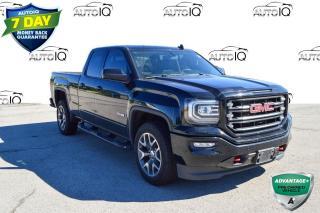 Used 2017 GMC Sierra 1500 SLT V8 for sale in Grimsby, ON