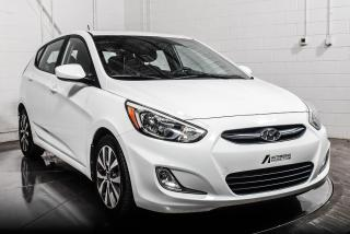 Used 2015 Hyundai Accent SE HATCH A/C MAGS TOIT BLUETOOTH for sale in Île-Perrot, QC