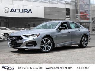 New 2021 Acura TLX Platinum Elite for sale in Burlington, ON