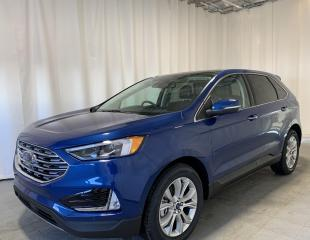 New 2020 Ford Edge SEL for sale in Regina, SK
