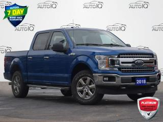 Used 2018 Ford F-150 CREW CAB | XLT | XTR | 4X4 | TRAILER TOW PKG| 5.5' BOX | for sale in Waterloo, ON